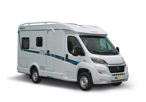 Wohnmobil in Island - Gruppe W05 - Compact Plus