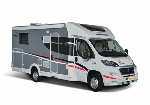 Wohnmobil in Island - Gruppe W06 - Family Standard